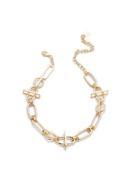 Dannijo Youme Necklace - Gold