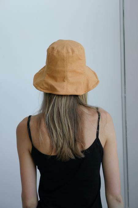 Wellington Factory Everyday Hat - Mustard