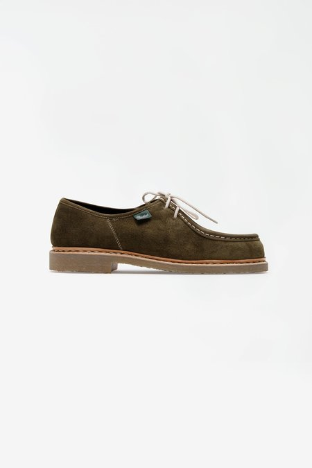 Paraboot Micka Derby - Velours Mousse