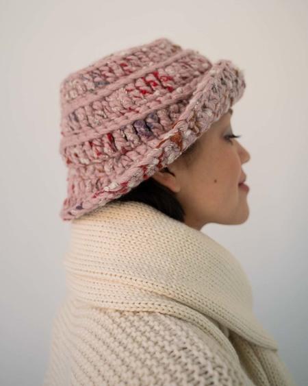 Ajaie Alaie Crazy Bucket Hat - Candy Shop