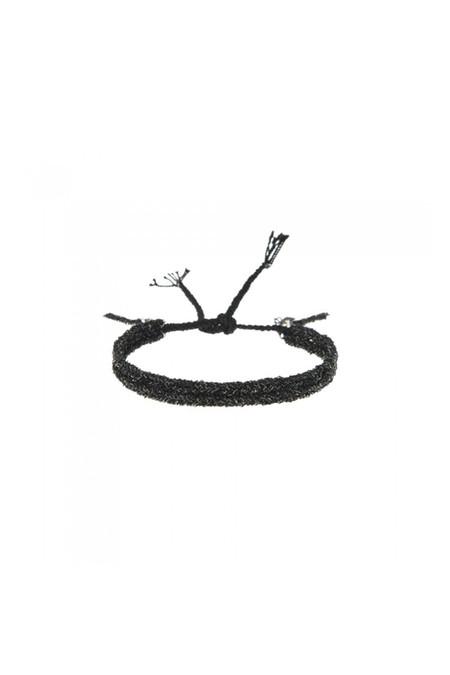 Marie Laure Chamorel Plaited Bracelet