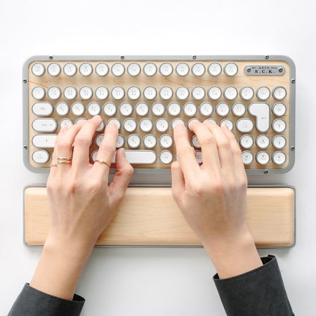 POKETO Compact Keyboard - Maple