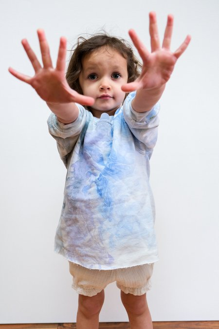 Kids Rachel Comey Baby Fond Sweatshirt - Ink Marble