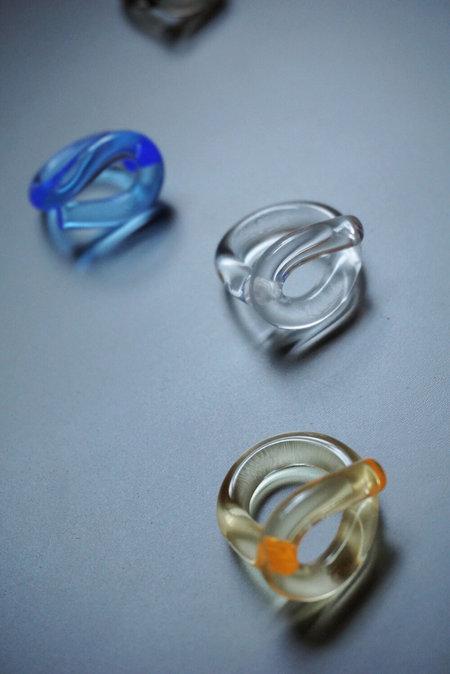 Corey Moranis Medium Loop Ring