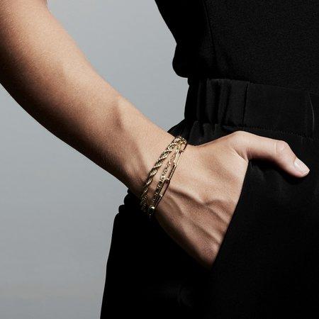 Pilgrim Simplicity Bracelet  - Gold
