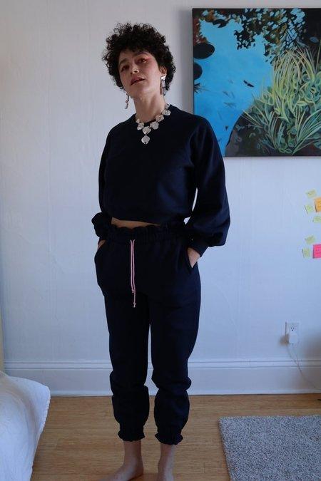 Hannah Isolde Sigrid Sweatshirt - Navy
