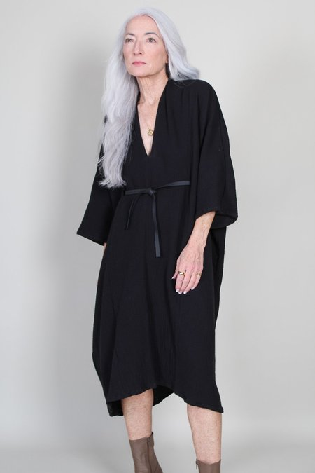 Miranda Bennett O'Keeffe Dress - Black