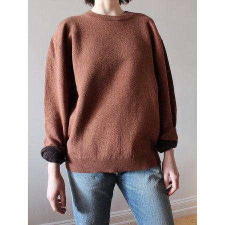 Humanoid Ranomi Rest Sweater - Chestnut