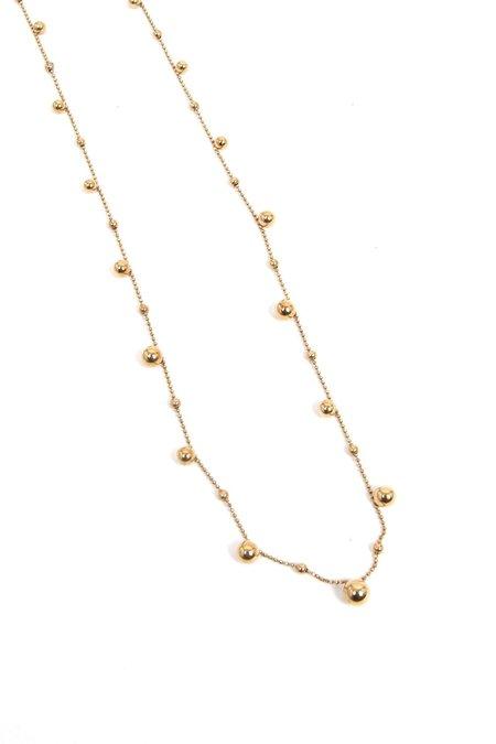 Bonnie Jennifer U Necklace - Gold