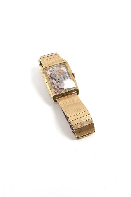 Artemisian Fairydust Band Grande watch - Gold/Rose