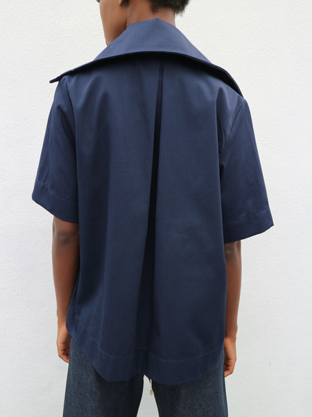 Toit Volant Lee Jacket - Navy