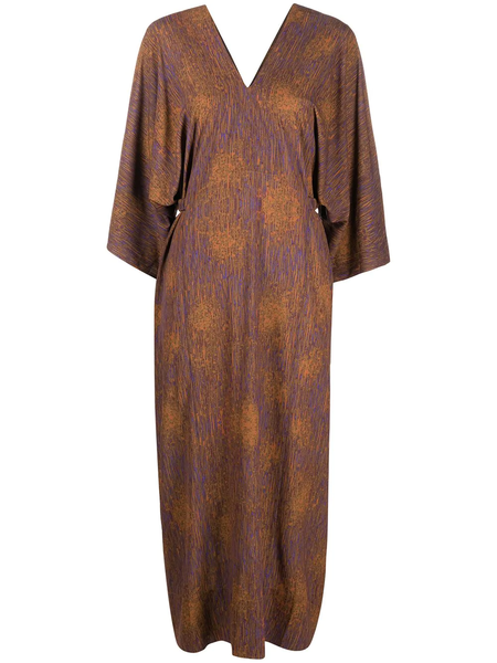 Henrik Vibskov Jelly Dress - Rust