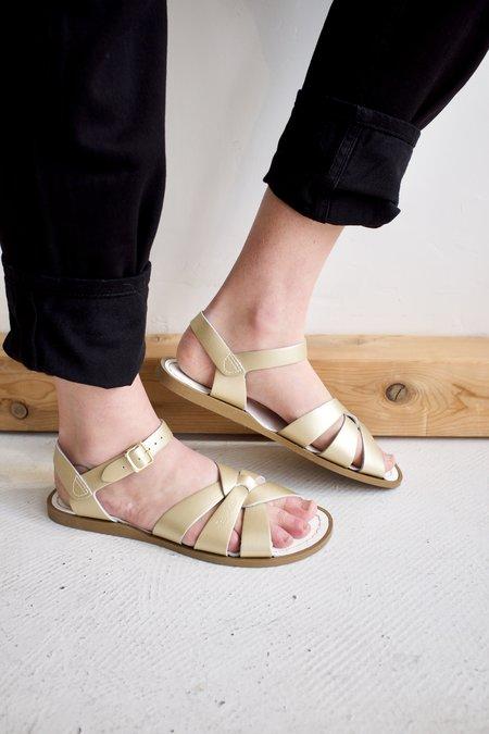Salt Water Sandal Original Sandal - Gold