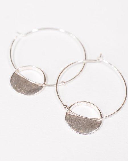 SHEISME Circle Earrings