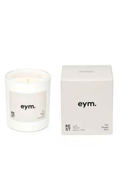 Eym REST the sleepy one Candle