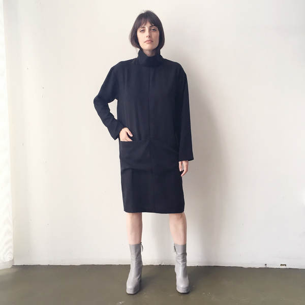 DÉSIRÉEKLEIN Alminar Dress - black