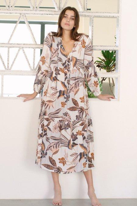 Rachel Pally Nadia Crepe Dress - Isla Print