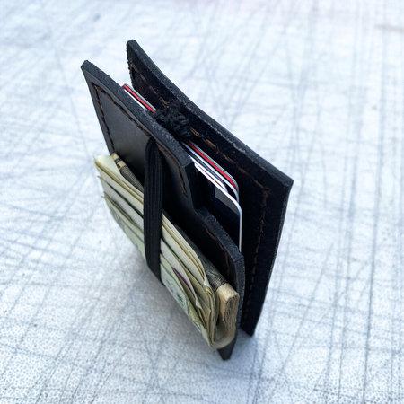 Made Solid X TENBOX Wallet - Black