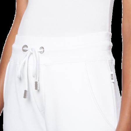 GCDS Logo Band Women CC94W031001-01 sweatpants -  White