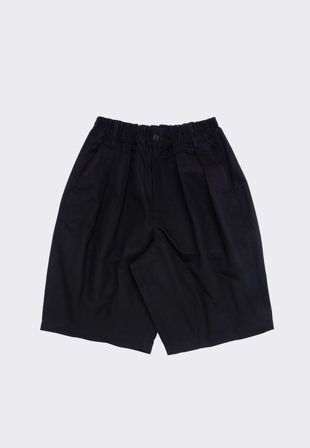 Unisex Workware Balloon Shorts - black