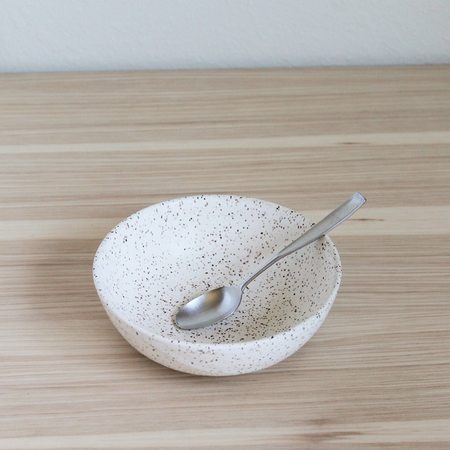 ARTISAN ARTIFACTS Speckled Cereal Bowl
