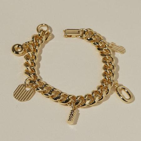 Lindsay Lewis Jewelry Harper Bracelet - Gold