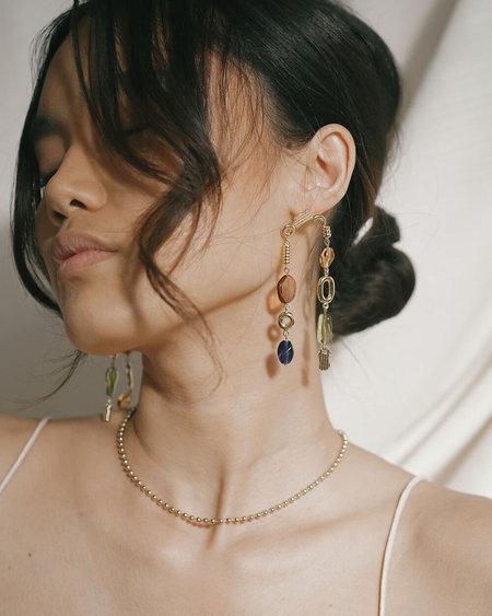 Lindsay Lewis Jewelry Avery Earrings - Rainbow