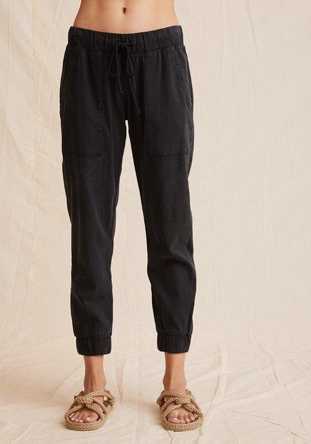Bella Dahl Pocket Joggers - vintage black