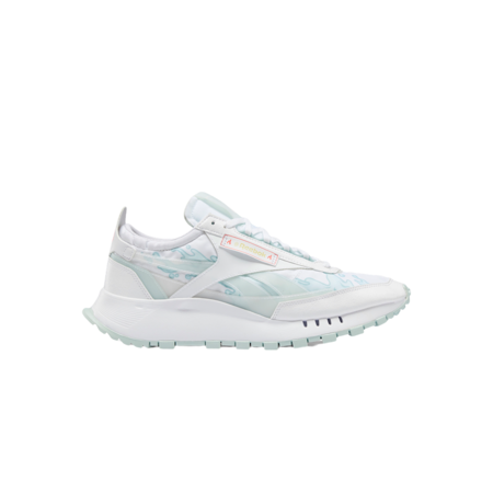 Reebok Hot Ones Classic Leather Legacy Sneakers - White