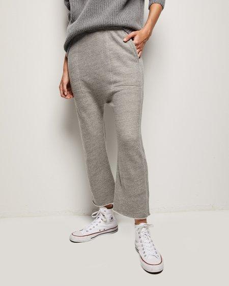 Nili Lotan SF Sweatpant - heather grey