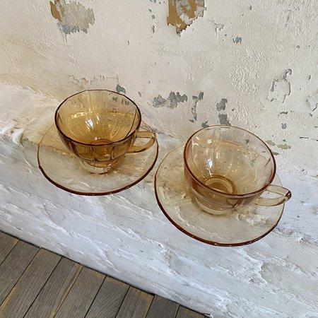 Tarin Thomas Tea Set - Orange