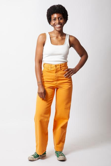 Gravel & Gold Placer Pants - Creamsicle