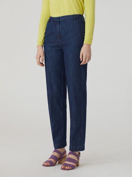 Nice Things Paloma Straight Pants - Denim