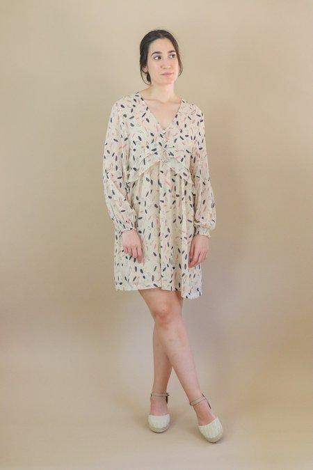 Orfeo Vega Dress - Ecru