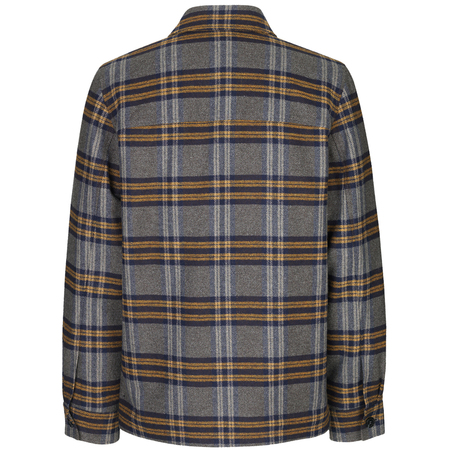 Samsoe Samsoe Mello Jacket - Grey Melange Check