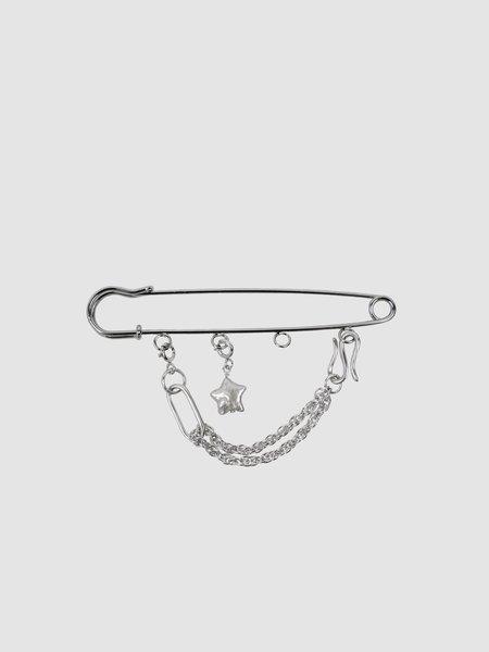Sonya Lee KILT PIN - sterling silver