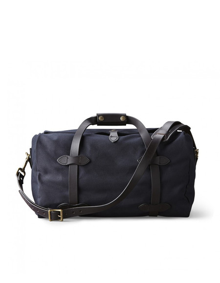 Filson Rugged Twill Small Duffle Navy