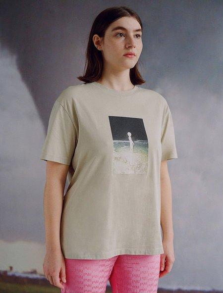 Unisex Paloma Wool Souvenir Bonino Organic Cotton T-Shirt