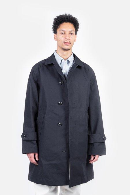 Nanamica GORE-TEX Soutien Collar Coat - Navy
