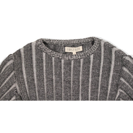 First Rite Tulip Sweater - Black