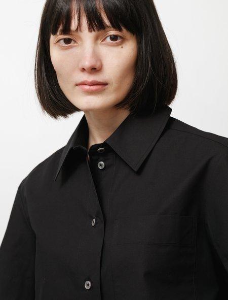 Studio Nicholson Capuchin Shirt - Black