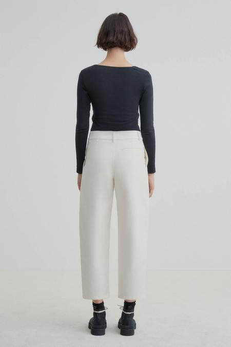 Kowtow Faculty Pant - Natural