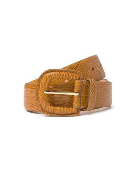 Paloma Wool Scott Belt - Ochre