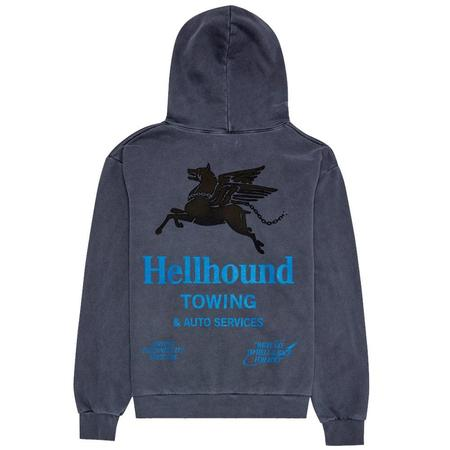 Honor The Gift Hellhound Towing Hoodie sweater - Pigment PFD