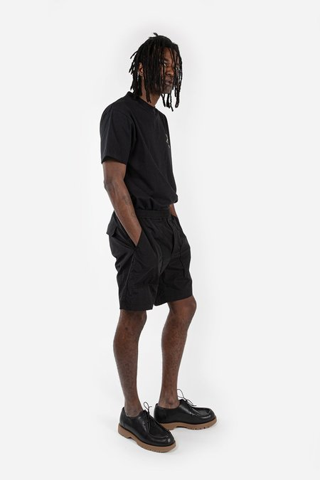 Soulland Porter Shorts - Black