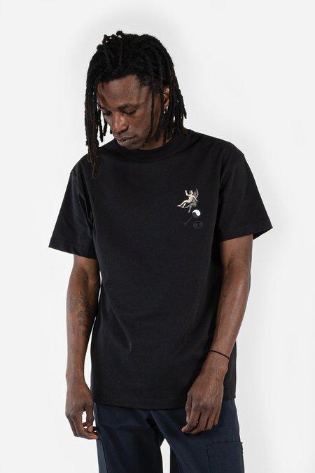 Soulland Zodiac T-Shirt - Black