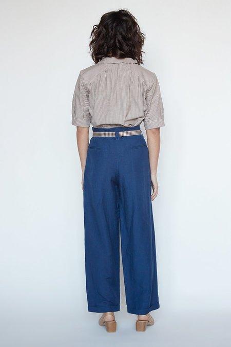 Christine Alcalay Charlie linen Pant