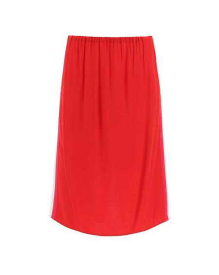 Marni Crepe Envers Skirt