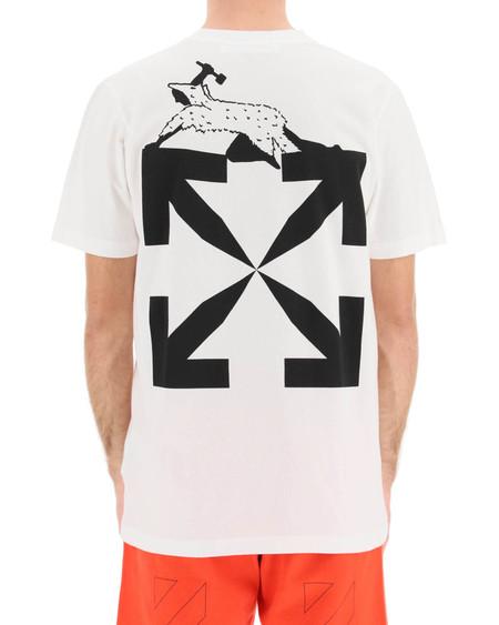 Off-White World Caterpilla T-shirt - white