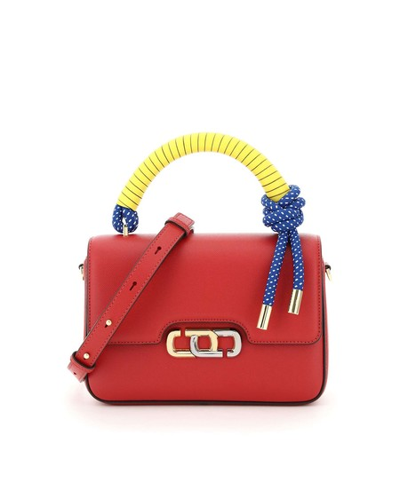 Marc Jacobs The J Link Leather Bag - Red/Yellow/Blue